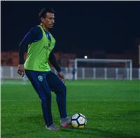فتح «عبد الشافي» جاهز لمواجهة الباطن غدا في الدوري السعودي..صور