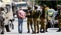 قوات الاحتلال تعتقل 17 فلسطينيًا بالضفة الغربية بينهم فتاة