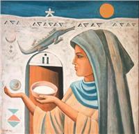 «العيش والحلم»..  معرض فني للبحث عن الجذور 13 مارس
