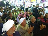 «كلنا معاك من أجل مصر» تنظم مؤتمر جماهيري حاشد بالإسماعيلية لدعم السيسي