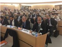 «مروان» يترأس وفد مصر بمجلس حقوق الإنسان بجنيف