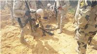 «الأخبار» شاهد على بطولات القوات المسلحة والشرطة في أرض الفيروز