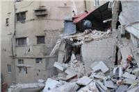 مصرع وإصابة 4 أشخاص في انهيار منزل بالأقصر
