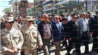 بورسعيد تودع الشهيد أحمد فوزي أحد أبطال عملية «سيناء 2018»