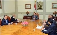 السيسي: مواصلة جهود الإصلاح الاقتصادي وزيادة الإنفاق على الصحة والتعليم