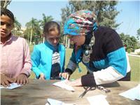متحف الطفل يدق ناقوس الخطر في احتفالية «نقطة مياه»