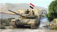 حزب الله: الجيش السوري يطوق مدينة دوما بالكامل