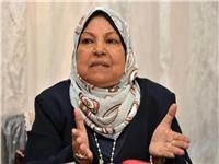 بعد أزمة تصريحها حول «الخلع».. سعاد صالح: حسبي الله ونعم الوكيل