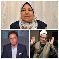 «الخلع في الإسلام» تثير الجدل.. سعاد صالح تنفي وكريمة يرد