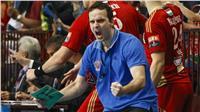 الإسباني «ساباتيه» في القاهرة للتفاوض حول تدريب منتخب اليد