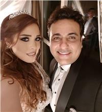 بالفيديوI رحيم يغني في حفل زفافه «أنوثة كوته»