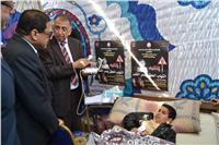 قافلة طبية مجانية بطنطا تحت إشراف محافظة الغربية
