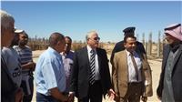 «فودة» مشروعات قومية في جنوب سيناء بتكلفة 10 مليار جنية
