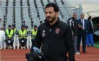 معوض يقود مران المستبعدين من مباراة مونانا