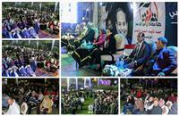 مؤتمر جماهيري حاشد بميدان العباسية لدعم السيسي