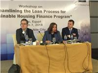 ورشة عمل لشرح إجراءات العمل ببرنامج الإسكان الاجتماعي