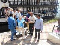 سوهاج تستقبل 127 سائح لزيارة «أبيدوس» الآثرية