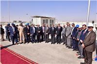 وزير البترول ونظيره الأردني يبحثان استراتيجية تنويع مصادر الطاقة