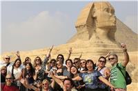وزيرة فرنسية: مصر ستظل بلدا استثنائيًا وساحرًا