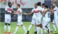 طاقم تحكيم مباراة الزمالك وديتشا يصل القاهرة