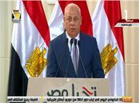 فيديو| الغضبان: بورسعيد أولى المحافظات الخالية من العشوائيات فى مصر