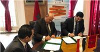 رجال الأعمال المصرية المغربية توقع اتفاقية بـ «الدار البيضاء»