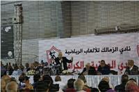بالأرقام| مرتضى منصور يكشف نجاحات مجلس الإدارة الحالي بالأمور المالية