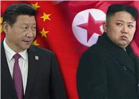 الزعيم الكوري الشمالي يهنئ نظيره الصيني على إعادة انتخابه رئيسًا