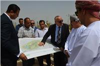 وزير إسكان سلطنة عمان يزور «المجتمعات العمرانية» بالشيخ زايد وأكتوبر