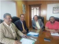 «الكنيسي» يوقع بروتوكول تعاون مع الإذاعة والتليفزيون لتدريب الإعلاميين