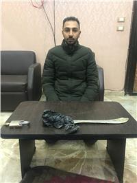 يقتل والده بالإسماعيلية لمروره بضائقة ماليه