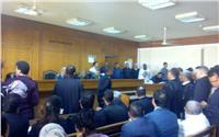 المحكمة تتسلم تقرير الطب الشرعي لأحد المتهمين مع ريهام سعيد
