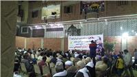 «أبوالغيط» تؤيد «السيسي» بمؤتمر حاشد في القناطر الخيرية