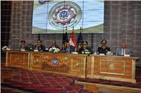 مشاركة جامعة السادات بمنتدى شباب الجامعات المصرية