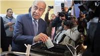 مصر تنتخب| خاص..شريف إسماعيل يدلي بصوته في مصر الجديدة
