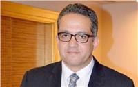 مصر تنتخب| وزير الآثار يدلي بصوته في الانتخابات الرئاسية بالمعادي
