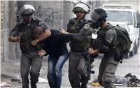 الاحتلال الإسرائيلي يعتدي على المشاركين في مسيرة أحد الشعانين بالقدس