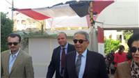 مصر تنتخب|بالصور..عمرو موسى يدلي بصوتهفي الانتخابات الرئاسية