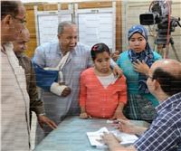 مصر تنتخب|اصطحاب الأبناء في لجان شبرا الخيمة تتصدر المشهد الإنتخابي