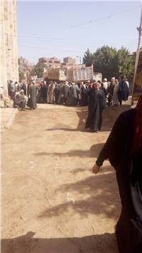 مصر تنتخب| «عشماوي»: انتظام الانتخابات بجميع لجان القليوبية
