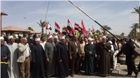 مصر تنتخب| مسيرات مسلمين وأقباط تغزو شوارع طور سيناء للمشاركة في الانتخابات