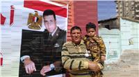مصر تنتخب|والد أول شهيد :  أنا وأبنائي وأحفادي نشارك الإنتخابات