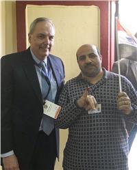 مصر تنتخب  السفارة الأمريكية بالقاهرة: متأثرون بحماس ووطنية الناخبين المصريين