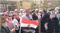 مصر تنتخب| مسيرة«بيت العائلة» تقود المواطنين للانتخاب «صور»