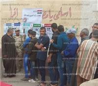مصر تنتخب| انتظام العملية الإنتخابية وغرفة العمليات بالقليوبية: لم نتلق أية شكاوى
