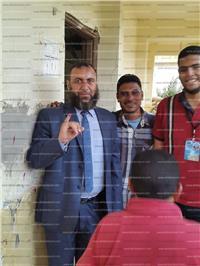 مصر تنتخب| امين النور بالسويس: هدفنا الحفاظ على الوطن واستكمال مسيرة التقدم