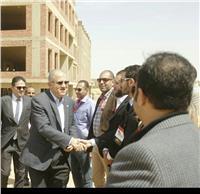 «السويدي» يتفقد سير العملية الانتخابية من مقر ائتلاف دعم مصر