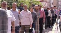 مصر تنتخب|إقبال مكثف على اللجان الانتخابية  بأسيوط