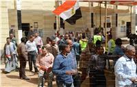 رئيس اللجنة المشرفة على الانتخابات بأسيوط: أبواب اللجان مفتوحة لحين الانتهاء من آخر ناخب