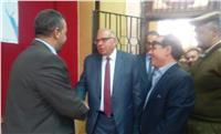 مصر تنتخب.. مدير أمن القليوبية يتفقد عددا من لجان قليوب